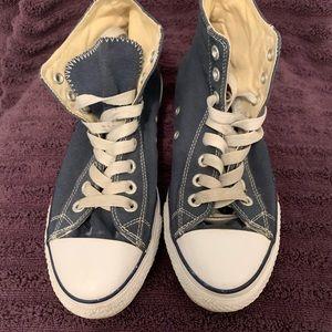 Levi's high  top shoes. Size 7.5 men's